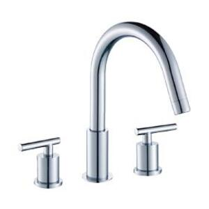 """Opera 8"""" Lav Faucet Lever Handles Solid Brass Construction 1.2 GPM"""