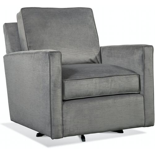 Braxton Culler Inc - Nicklaus Swivel Chair