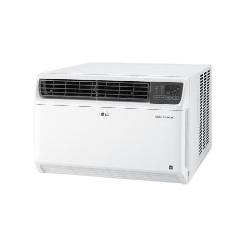 18,000 BTU DUAL Inverter Smart wi-fi Enabled Window Air Conditioner