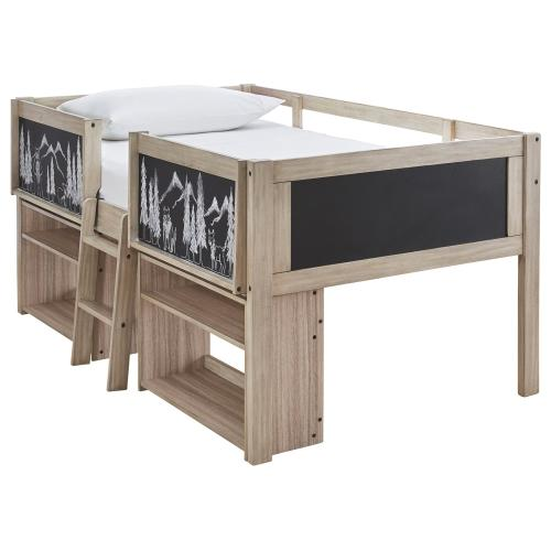 Wrenalyn Twin Loft Bed