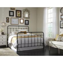Hague Queen Metal Bed