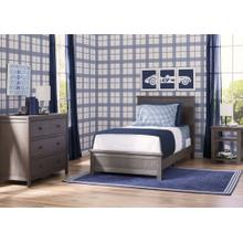 Farmhouse 3-Piece Twin Room-in-a-Box - Rustic Grey (084)