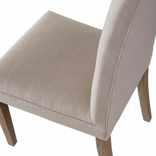 Bassett Furniture - Marge Oak Parsons Chair