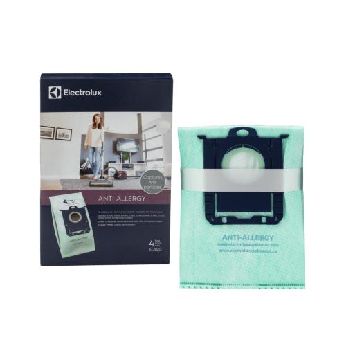 Electrolux - s-bag Synthetic Anti Allergy Bag Pkg