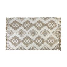 6838960 - Rug 230x160 cm SUWADI ocher-white