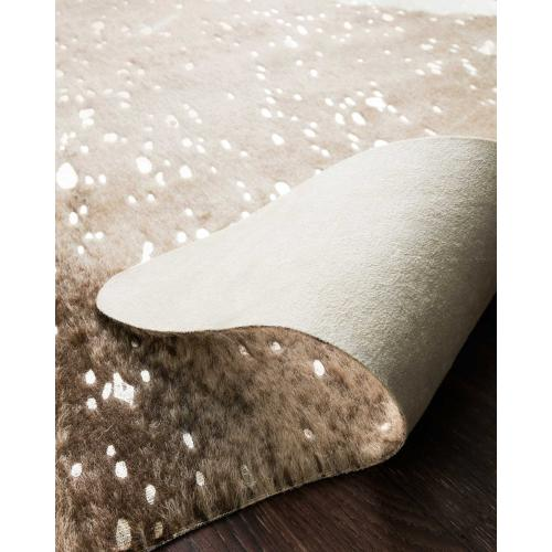 BZ-06 Taupe / Champagne Rug
