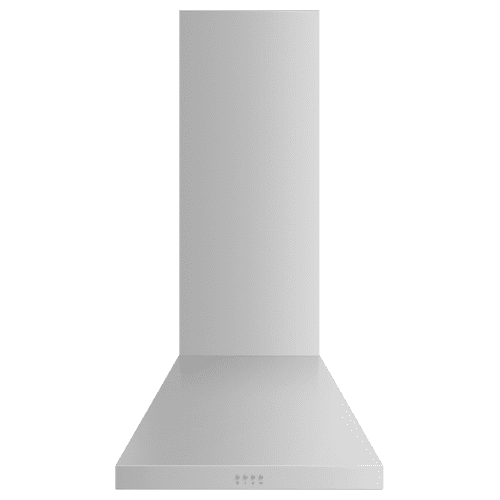 "Wall Range Hood 24"", Pyramid Chimney"