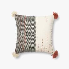P0227 Black / Ivory Pillow