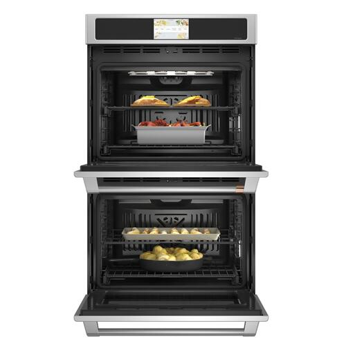 "Café Professional Series 30"" Smart Built-In Convection Double Wall Oven"