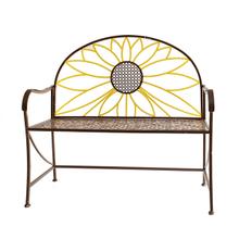 See Details - Sunflower Bench