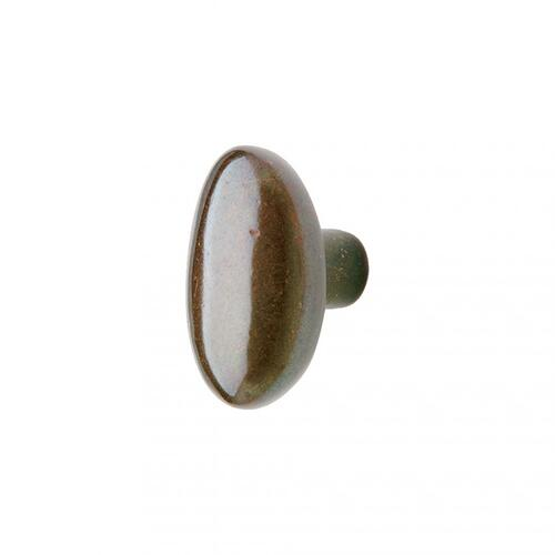Potato Knob - CK302 White Bronze Brushed