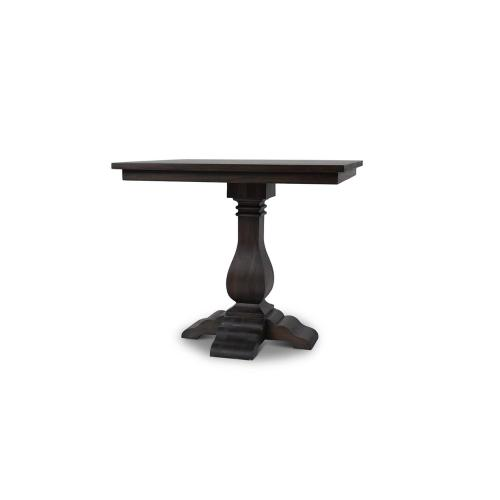 Trestle Counter Table