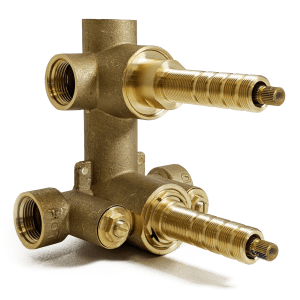 """3/4"""" Thermostat Valve with 2-Way Diverter Product Image"""