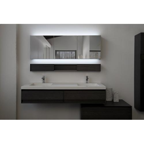 """Mirrored cabinet Surface Mount - 19"""" Height"""