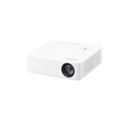 LG - LG CineBeam LED Projector with Built-in Battery