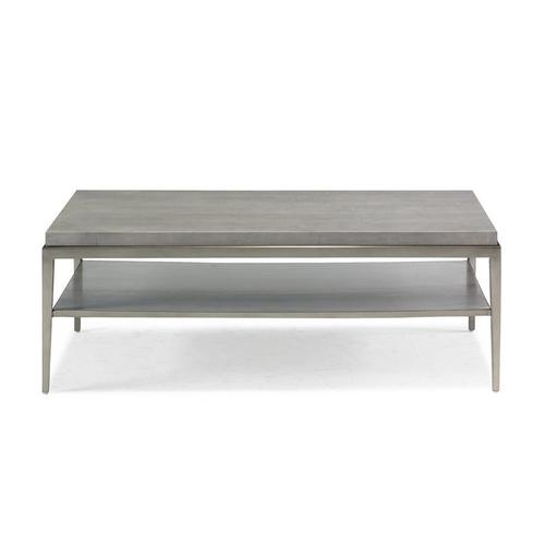 CTH Sherrill Occasional - Lund Rectangular Cocktail Table