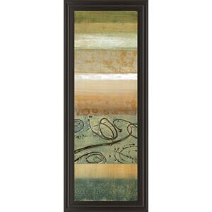 """Bluemood I"" By Selina Werbelow Framed Print Wall Art"