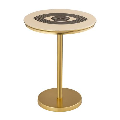 Product Image - Eye Handpainted Side Table