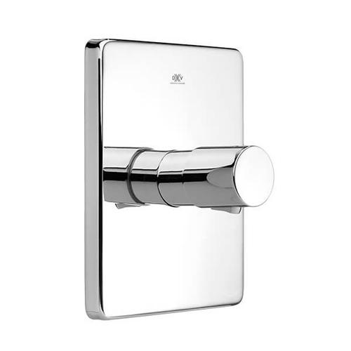 Dxv - Rem 1/2 Inch or 3/4 Inch Thermostatic Valve Trim - Polished Chrome