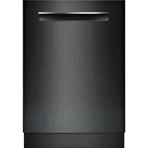 800 Series Dishwasher 24'' Black SHP878ZD6N