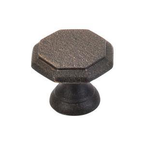 Top Knobs - Devon Knob 1 1/4 Inch Rust