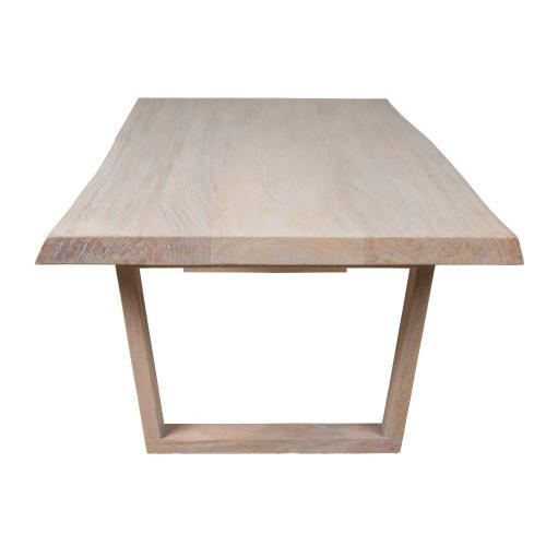Coffee Table, Available in Hampton Brown or Hampton Grey Finish.