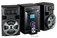CD Audio System with Dock for iPod