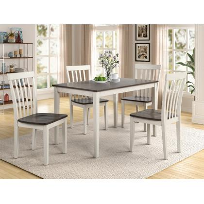 See Details - Brody 5-pk Dinette W