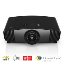 True 4K UHD Projector with 100% DCI-P3/Rec.709 and HDR-PRO HT5550