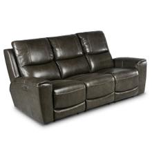 Laurel Pwr-Pwr Sofa, Grey