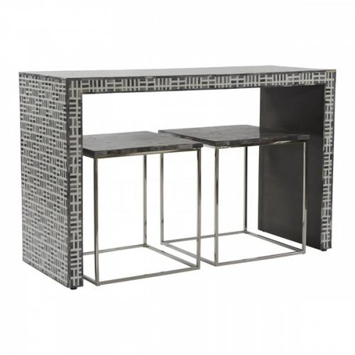 Raphael Console and Side Table Set