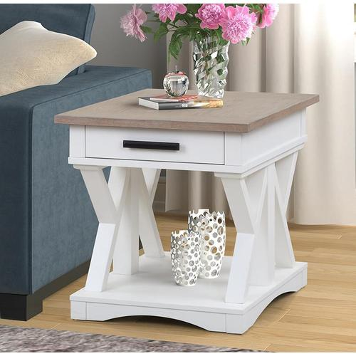 AMERICANA MODERN - COTTON End Table
