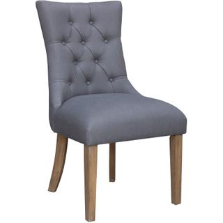 Ophelia Charcoal Chair