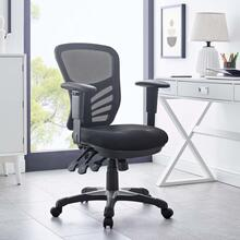 Articulate Mesh Office Chair in Black