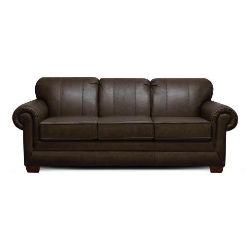 V145LSR Leather Sofa