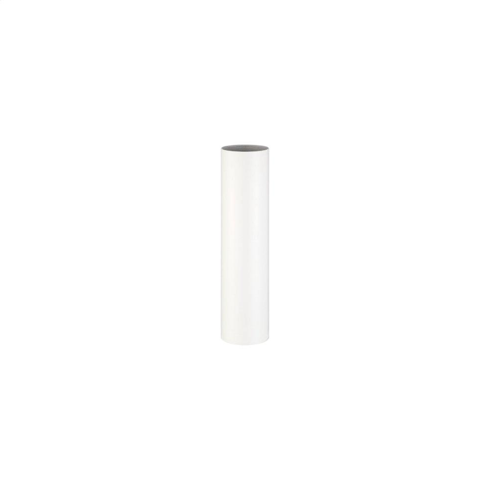 """See Details - 12"""" EXTENSION TUBE - White"""