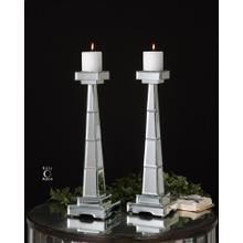 Alanna, Candleholders, S/2