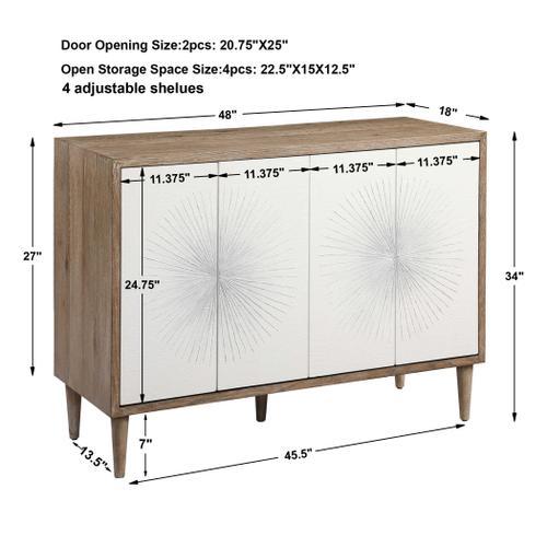 Dani 4 Door Cabinet