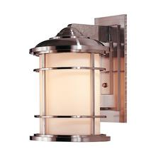 Lighthouse Large Lantern Brushed Steel