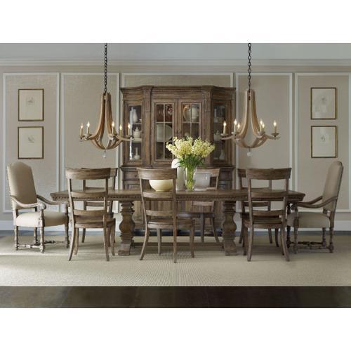 Product Image - Sorella Ladderback Side Chair - 2 per carton/price ea