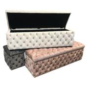 BN400 - BASHFUL Bashful Storage Bench Product Image