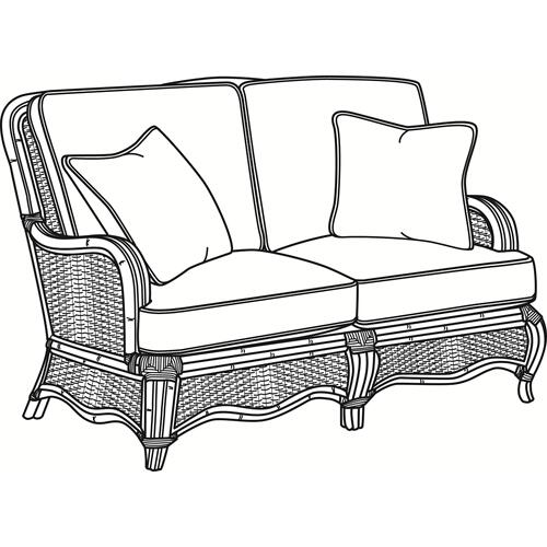 Shorewood Loveseat