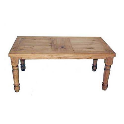 Million Dollar Rustic - 7' Plain Table