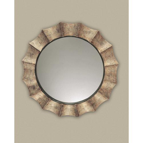 Uttermost - Gotham Round Mirror