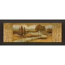 "See Details - ""River"" Scene I"" Framed Print Wall Art"