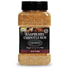 Louisiana Grills 17.0 oz Raspberry Chipotle Rub