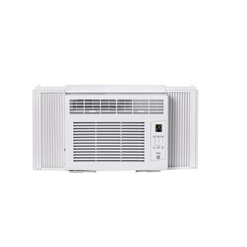 Gallery - GE® 6,000 BTU Electronic Window Air Conditioner for Small Rooms up to 250 sq. ft.