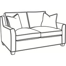 Madison Avenue Loveseat