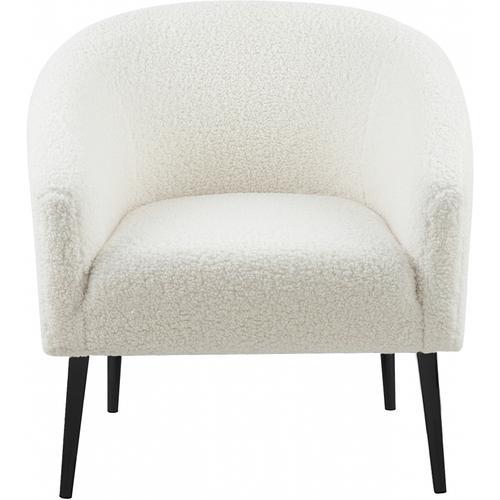 """Barlow Faux Fur Chair - 30.5"""" W x 28"""" D x 31"""" H"""