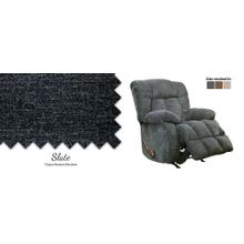 Slate Chaise Rocker/Recliner